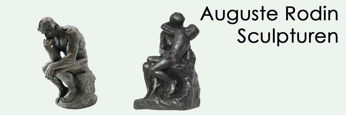 August Rodin Sculpturen