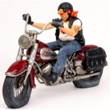 """Guillermo Forchino """"The Motorbike"""""""