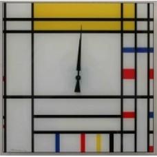 "Piet Mondriaan - Klok ""Place de la Concorde"""