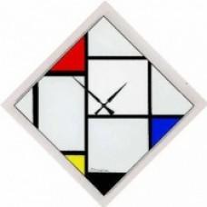 """Piet Mondriaan - Klok """"Tableau IV""""."""