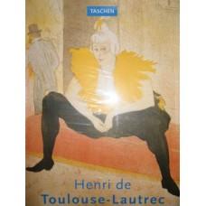 Toulouse Lautrec - Kunstboek