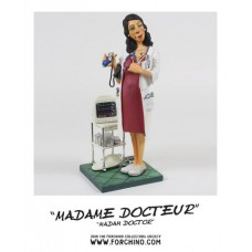"Guillermo Forchino ""Madam Doctor"" Small"