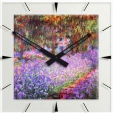 "Claude Monet - Klok ""Monet's tuin"""