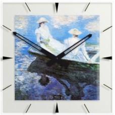 """Claude Monet - Klok """"Meisjes in een boot"""""""