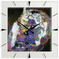 "Gustav Klimt - Klok ""De Maagd"""