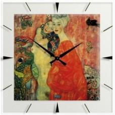 """Gustav Klimt - Klok """"De Vriendinnen"""""""