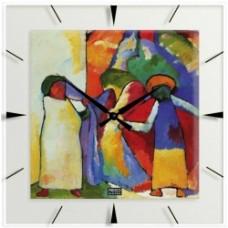 """Kandinsky - Klok """"Africanisches nr. 6"""""""