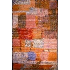 Paul Klee Vloerkleed 140x200 cm. - Florentinisches Villenviertel