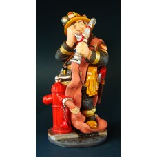 Profisti - The Firefighter small