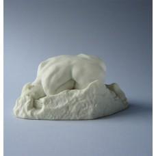 Sculptuur Danaide van Rodin