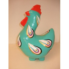 Rooster - Turquoise