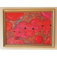 Schilderij Carla Kooistra