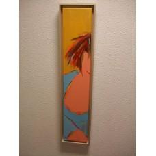 """Schilderij van Trijnie Wubbolt """" Ik """""""