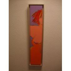 """Schilderij van Trijnie Wubbolt """" Ik II """""""