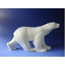 Sculptuur Pompon ijsbeer middel