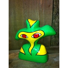 Sculptuur Alien Green
