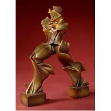 Sculptuur Boccioni - Forme uniche della continuiti nello spazio