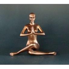 Sculptuur Body Talk Yoga