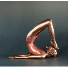 Sculptuur Body Talk Yoga