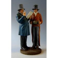 Sculptuur Daumier - Deurwaarder