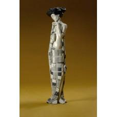 Sculptuur Egon Schiele