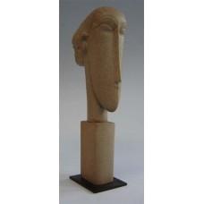 Sculptuur Hoofd VI