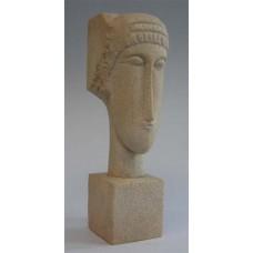 Sculptuur Hoofd VII