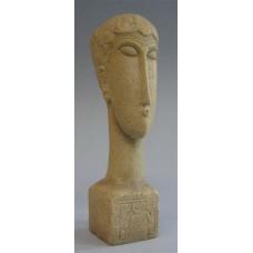 Sculptuur Hoofd VIII