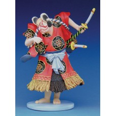 Sculptuur Kabuki: Bando Kamezo