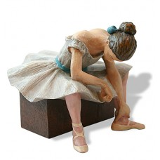 Sculptuur L' Attente