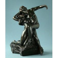 Sculptuur L'eternel printemps van Rodin.