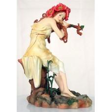 Sculptuur Mucha Zomer