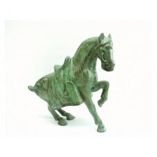 Sculptuur Paard Brons