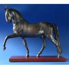 Sculptuur Paard van Klodt, Pyotr Karlovich