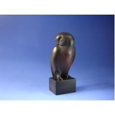Sculptuur Pompon uil klein