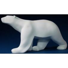 Sculptuur Pompon ijsbeer groot
