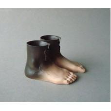 Sculptuur Rene Magritte - Het rode model