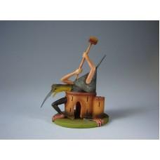 Sculptuur Torenvogel