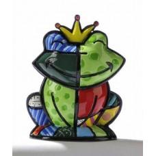 Verzamelbeeldje Romero Britto # 2 - Frog Prince Charming.