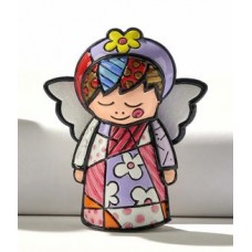 Verzamelbeeldje Romero Britto # 8 - Angel Faith.