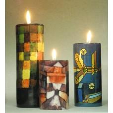 Waxinelichthouder Klee set van 3