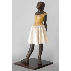Sculptuur Danseres middel