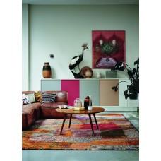 Paul Klee Vloerkleed 80x120 cm. - Florentinisches Villenviertel