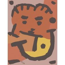 Paul Klee Vloerkleed 250x335 cm. - Musicus.