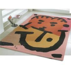 Paul Klee Vloerkleed 140x200 cm. - Musicus