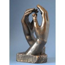 Sculptuur De Kathedraal van Rodin
