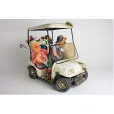 "Guillermo Forchino 'The Buggy Buddies / Les Amis Golfeurs"" Large"