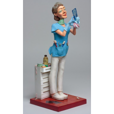 "Guillermo Forchino ""Lady Dentist / Madame Dentiste"" Small"