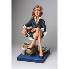 "Guillermo Forchino ""The Businesswoman"""