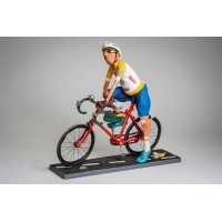 """Guillermo Forchino """"The Cyclist""""- Le Cycliste"""